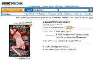 Equilateral on Amazon