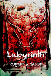 Labyrinth by Robert A Wood cover
