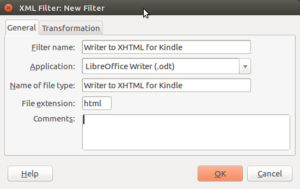 LibreOffice's New FIlter Dialog