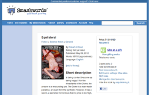 Robert A Wood's page on Smashwords